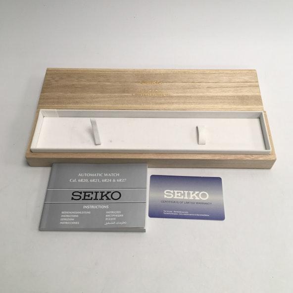 Seiko Presage Limited Edition SPB073J1