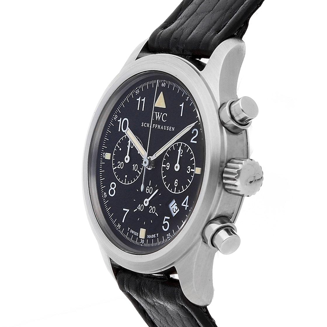 IWC Pilot's Chronograph IW3741-002