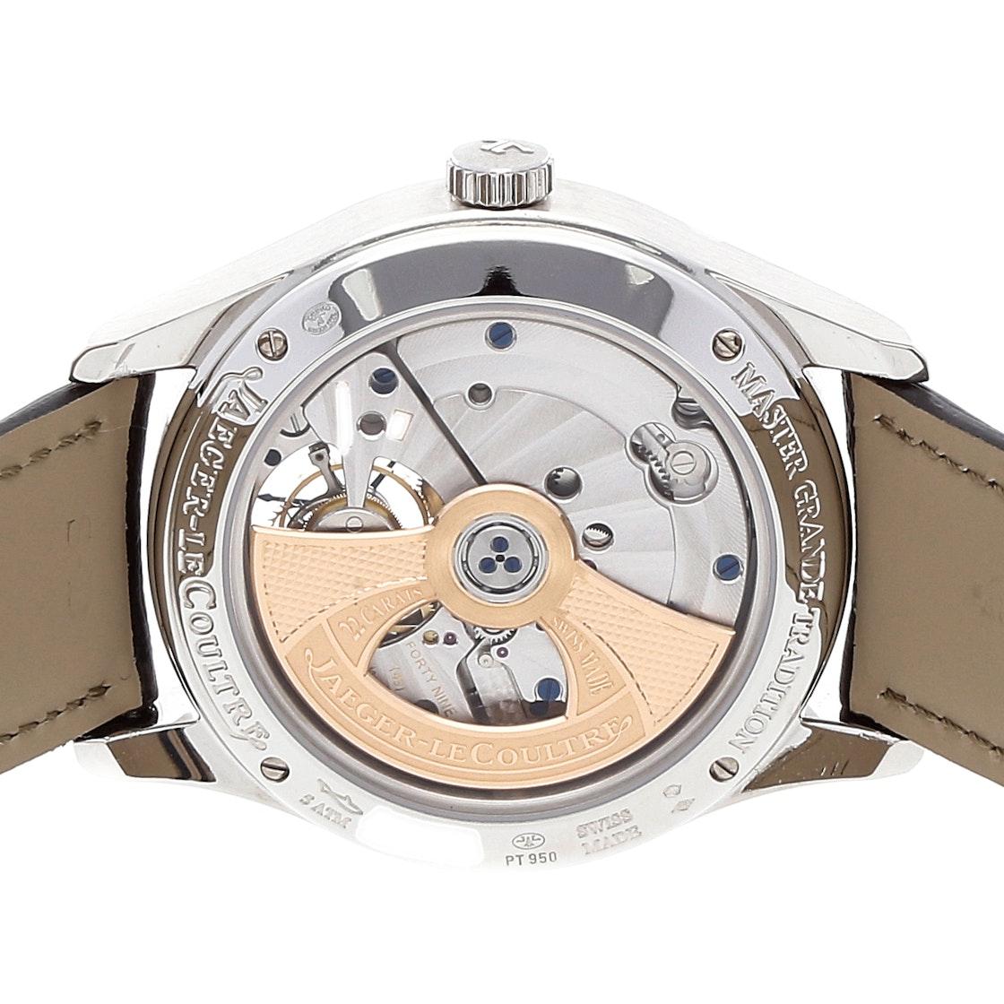 Jaeger-Lecoultre Master Grande Tradition Tourbillon Perpetual Calendar Q500649A