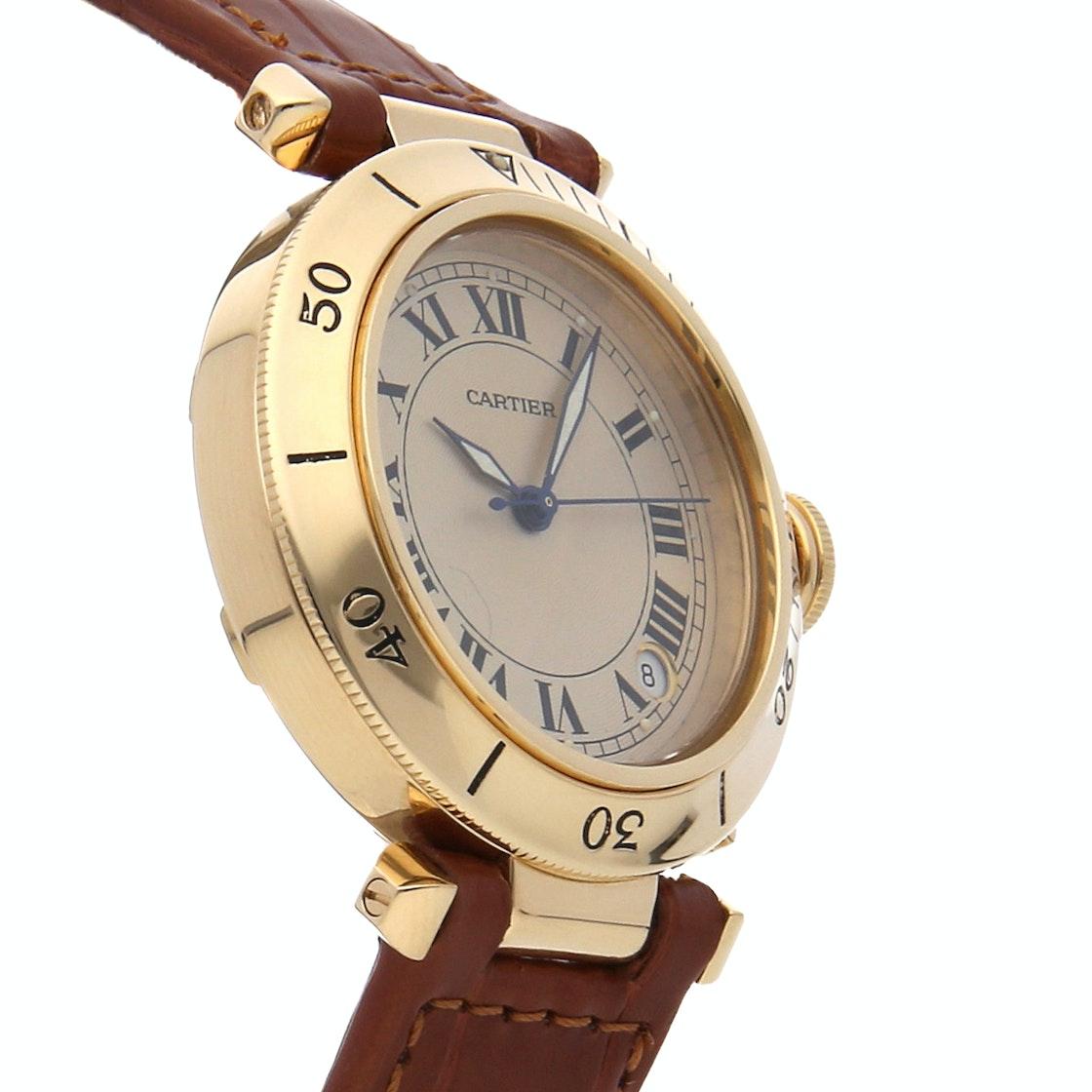 Cartier Pasha Diver W3004851