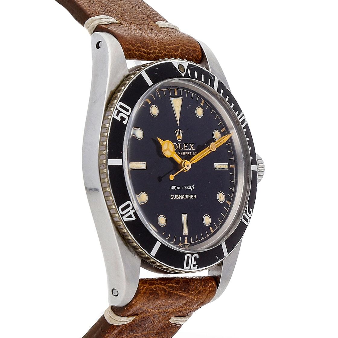 Rolex Vintage Submariner 5508/0