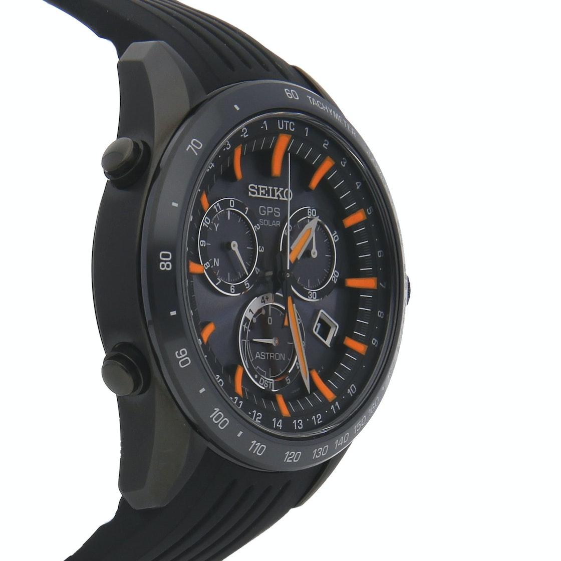 Seiko Astron GPS Solar Chronograph SSE017
