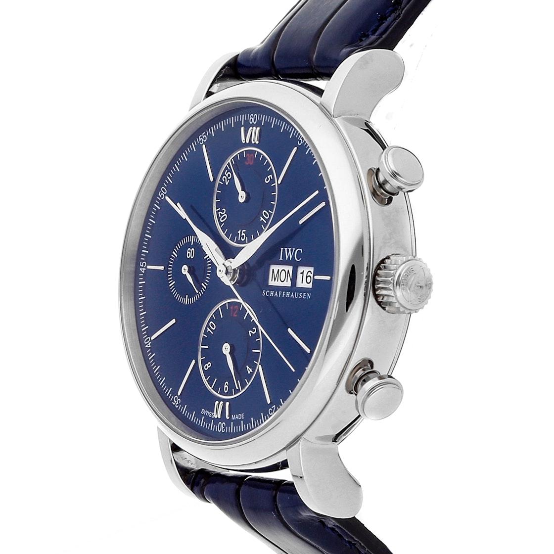 IWC Portofino Laureus Chronograph Limited Edition IW3910-19