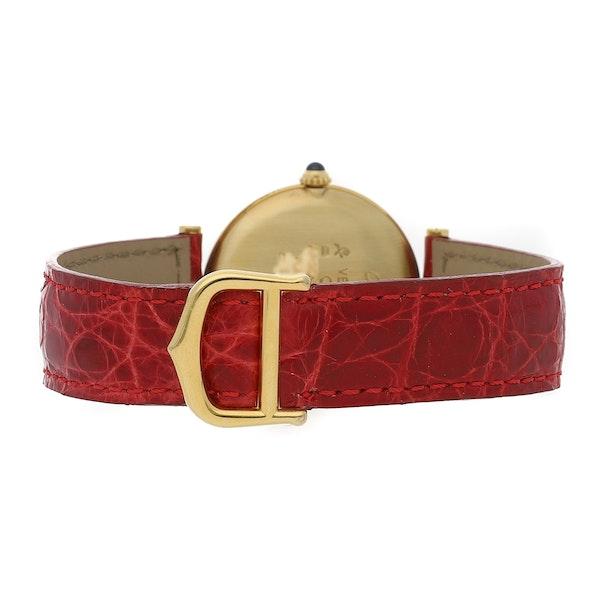 Cartier Vermeil W1005454
