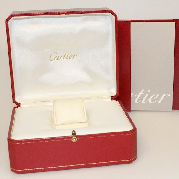 Cartier Tank Francaise WE1002SF