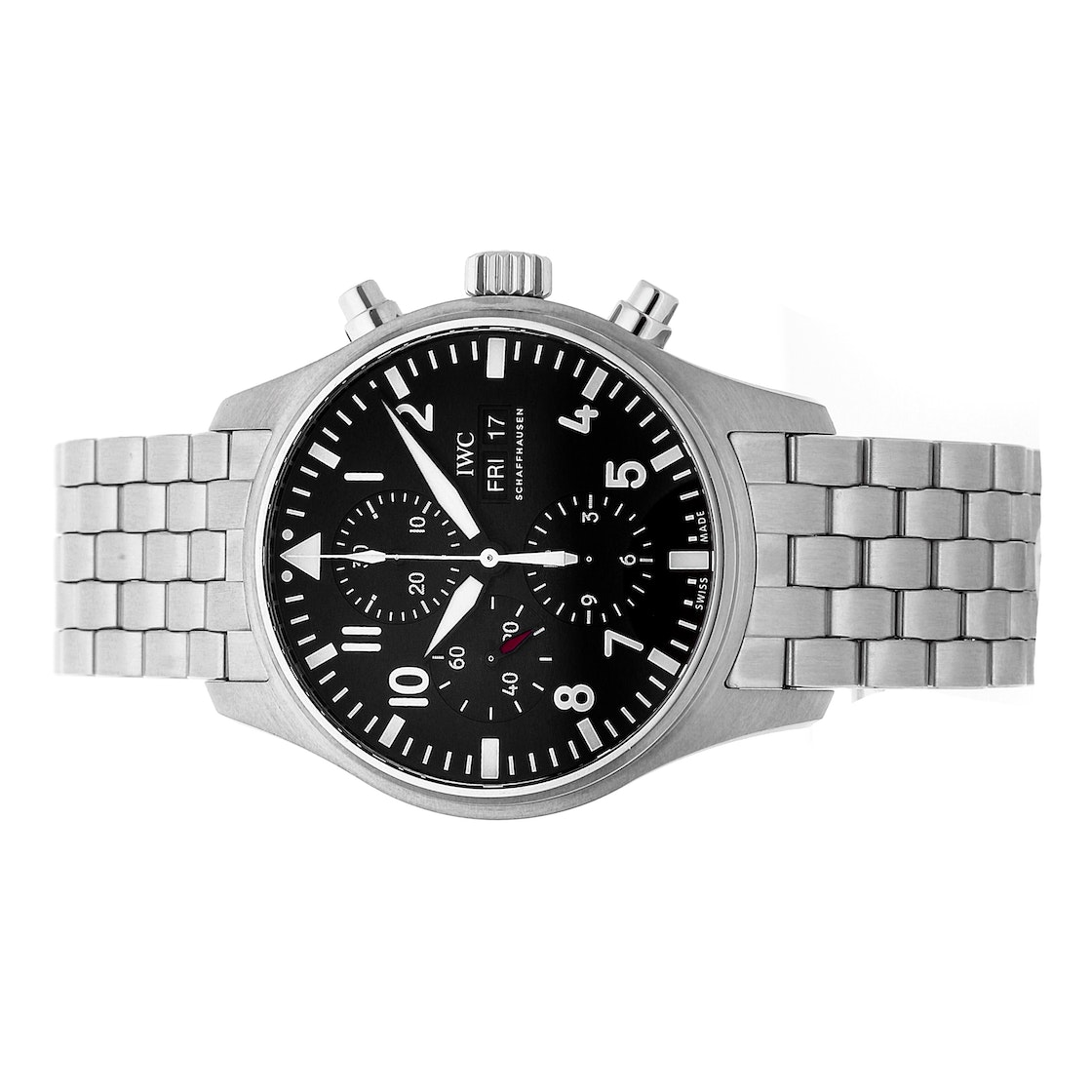 IWC Pilot's Watch Chronograph IW3777-10