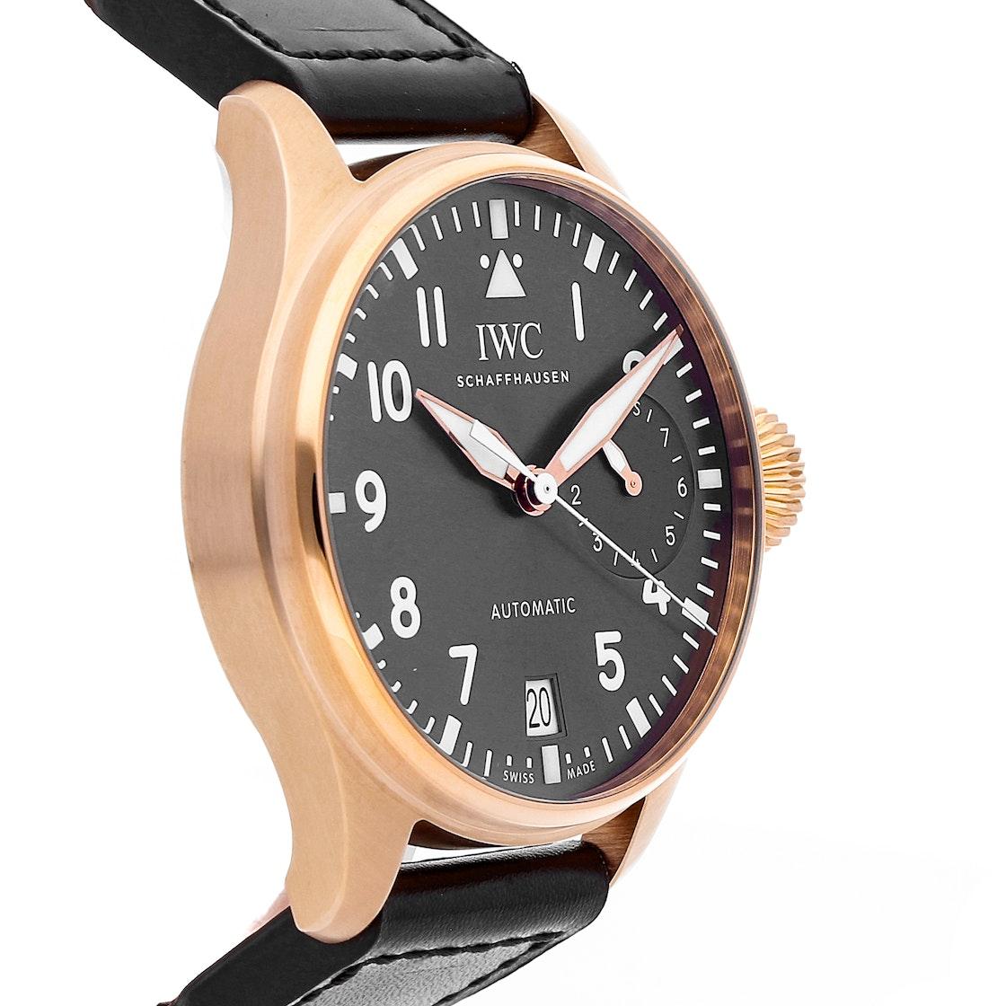 IWC Big Pilot's Watch Spitfire IW5009-17