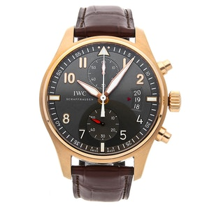 IWC Pilot's Spitfire Chronograph IW3878-03