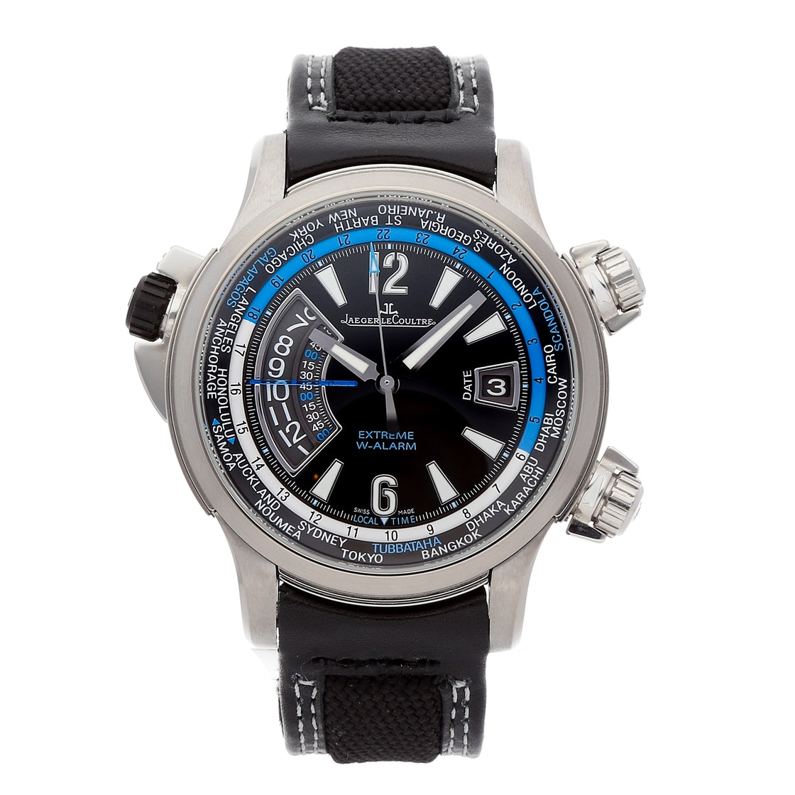 Jaeger-LeCoultre Master Compressor Extreme World Alarm Limited Edition Q177847T