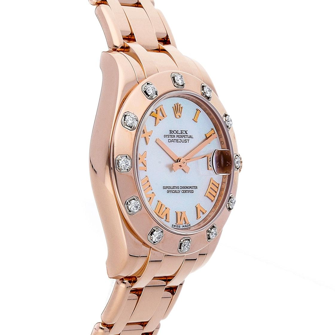 Rolex Datejust Pearlmaster 81315