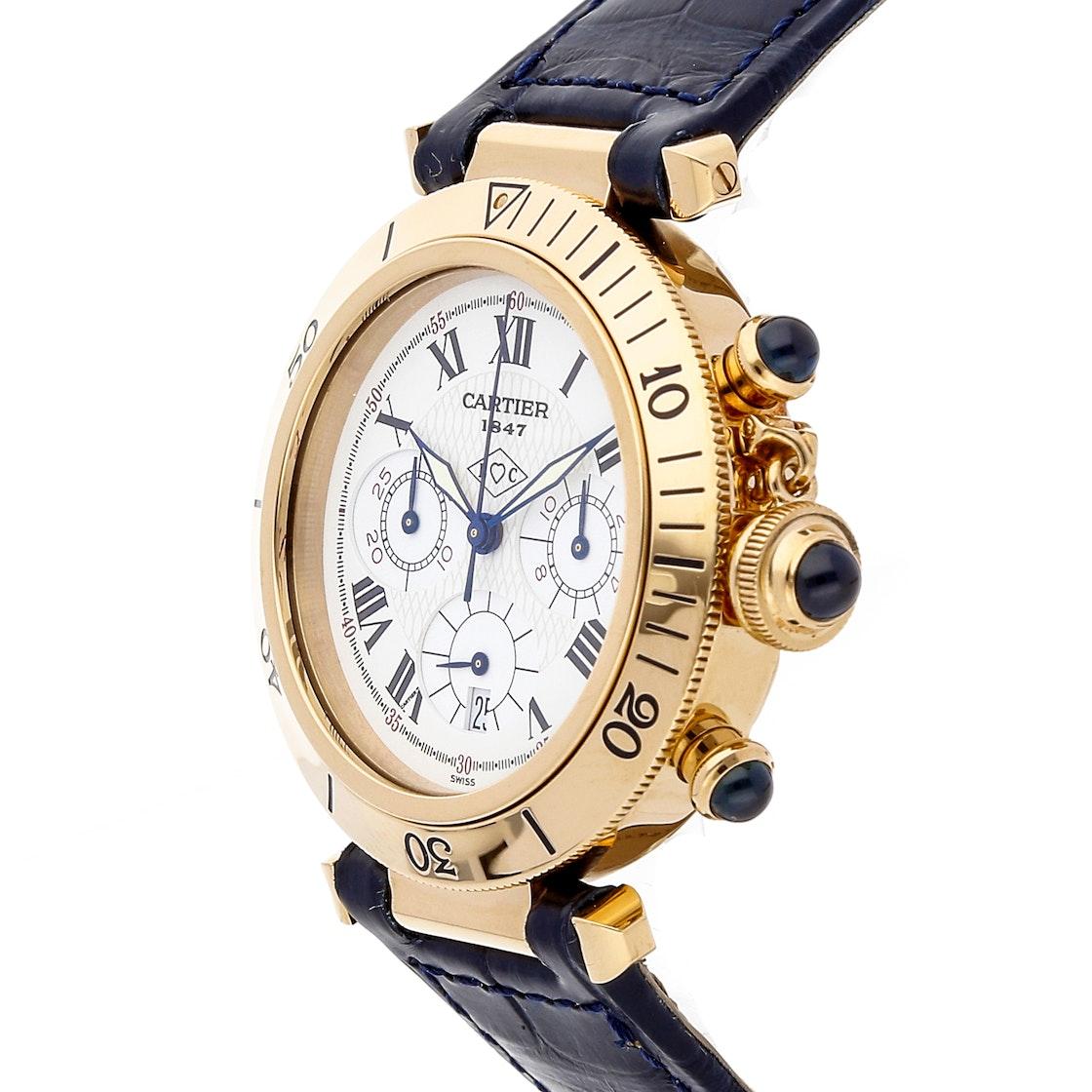 Cartier Pasha de Cartier Chronograph W2684