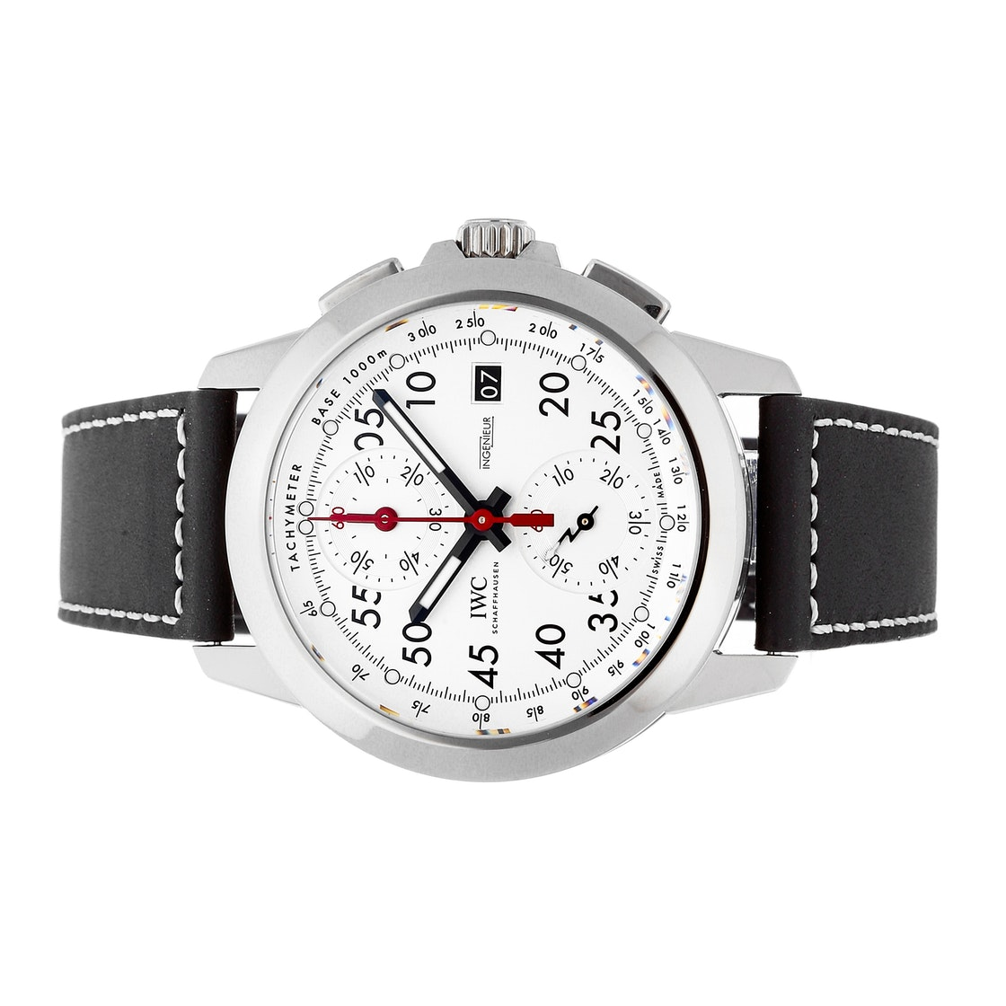 IWC Ingenieur Chronograph Sport Edition 50th Anniversary of Mercedes-AMG IW3809-02