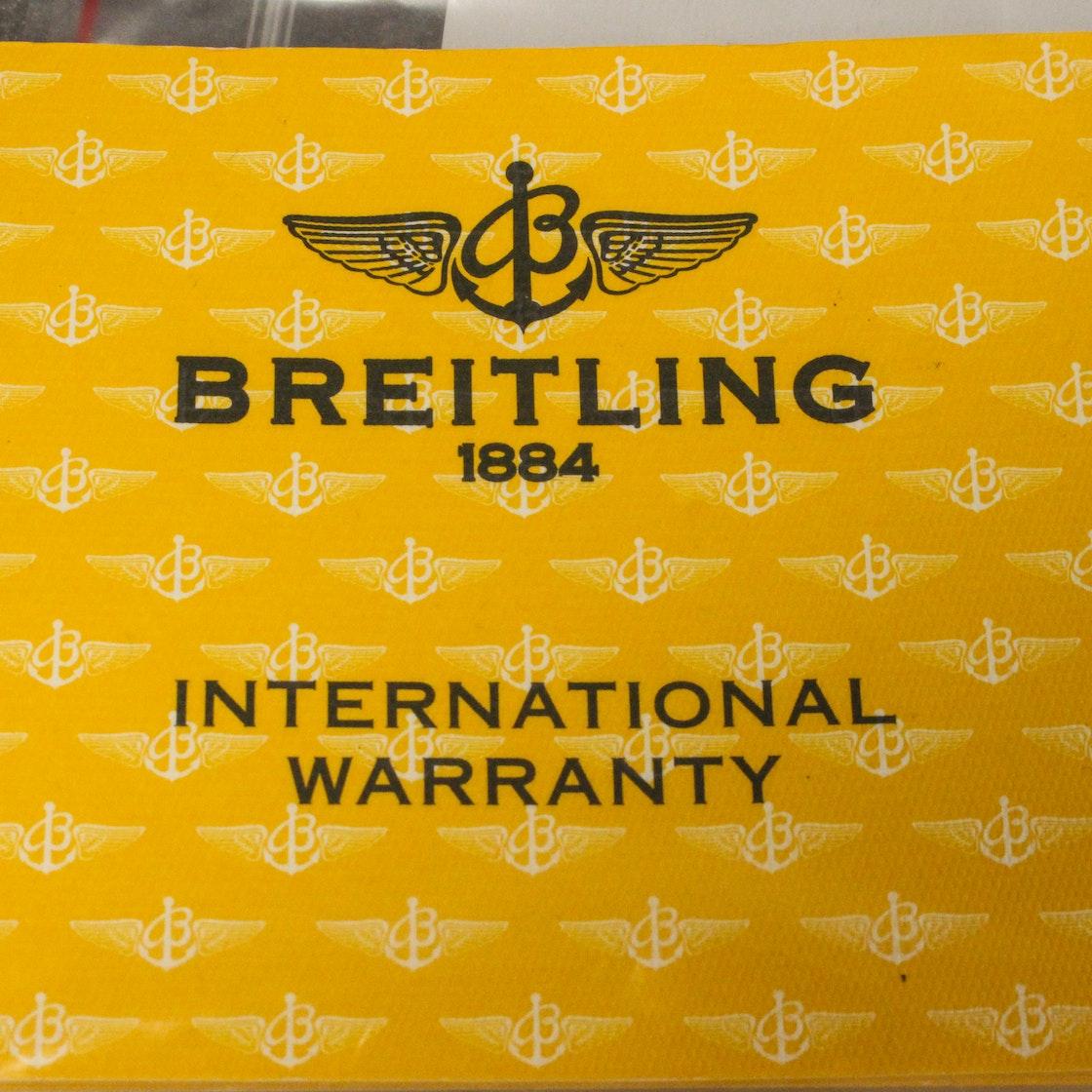 Breitling Chrono Cockpit B13357