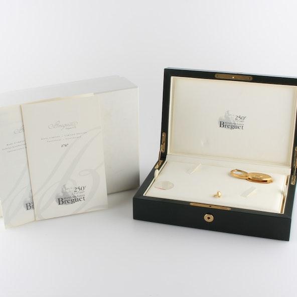Breguet Classique Regulator 250th Anniversary Edition 1747BA