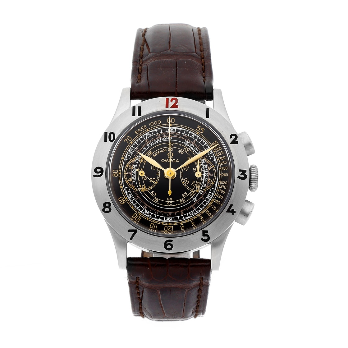 """Omega Museum Collection N° 3 """"Officers 1945"""" 5702.50.02"""