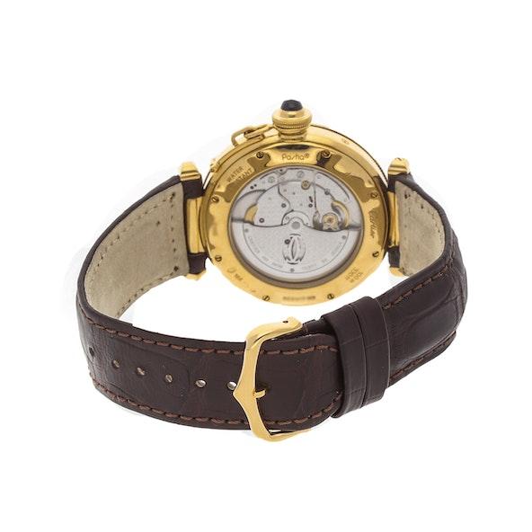 Cartier Pasha Dual Time 2395
