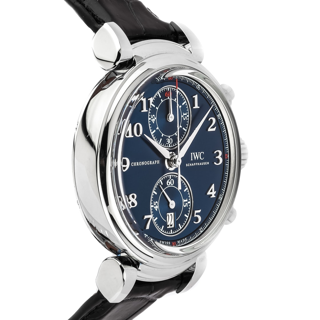 IWC Da Vinci Chronograph Laureus Limited Edition IW3934-02