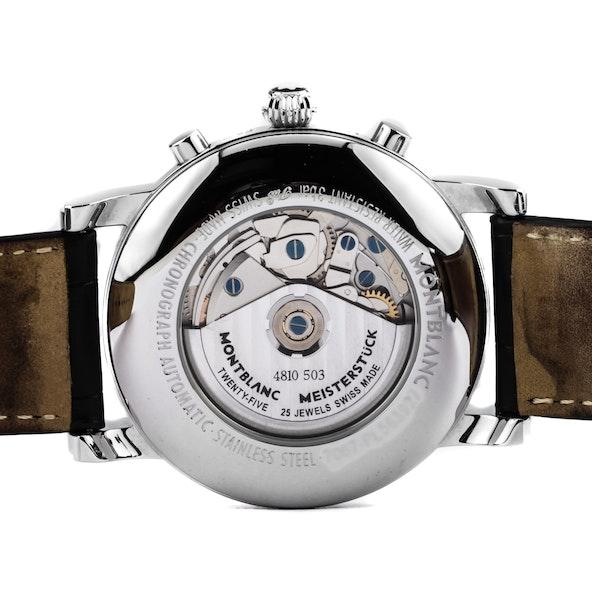 Montblanc Meisterstuck Star Chronograph GMT 7067