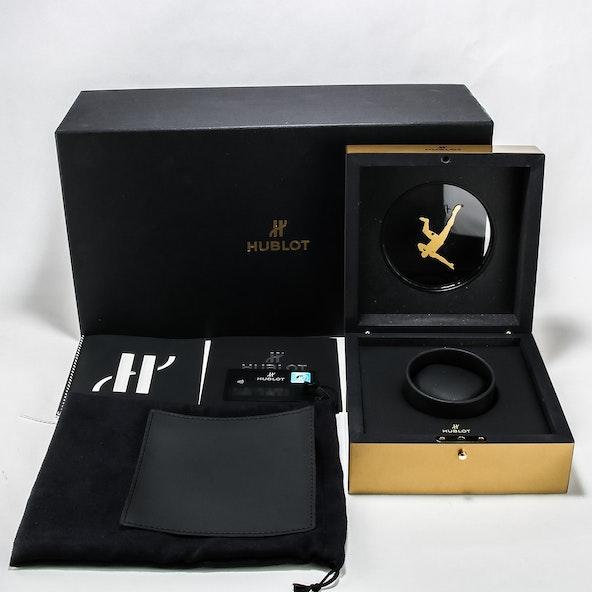 Hublot Big Bang Unico Usain Bolt Chronograph Limited Edition 411.CX.1189.VR.USB16