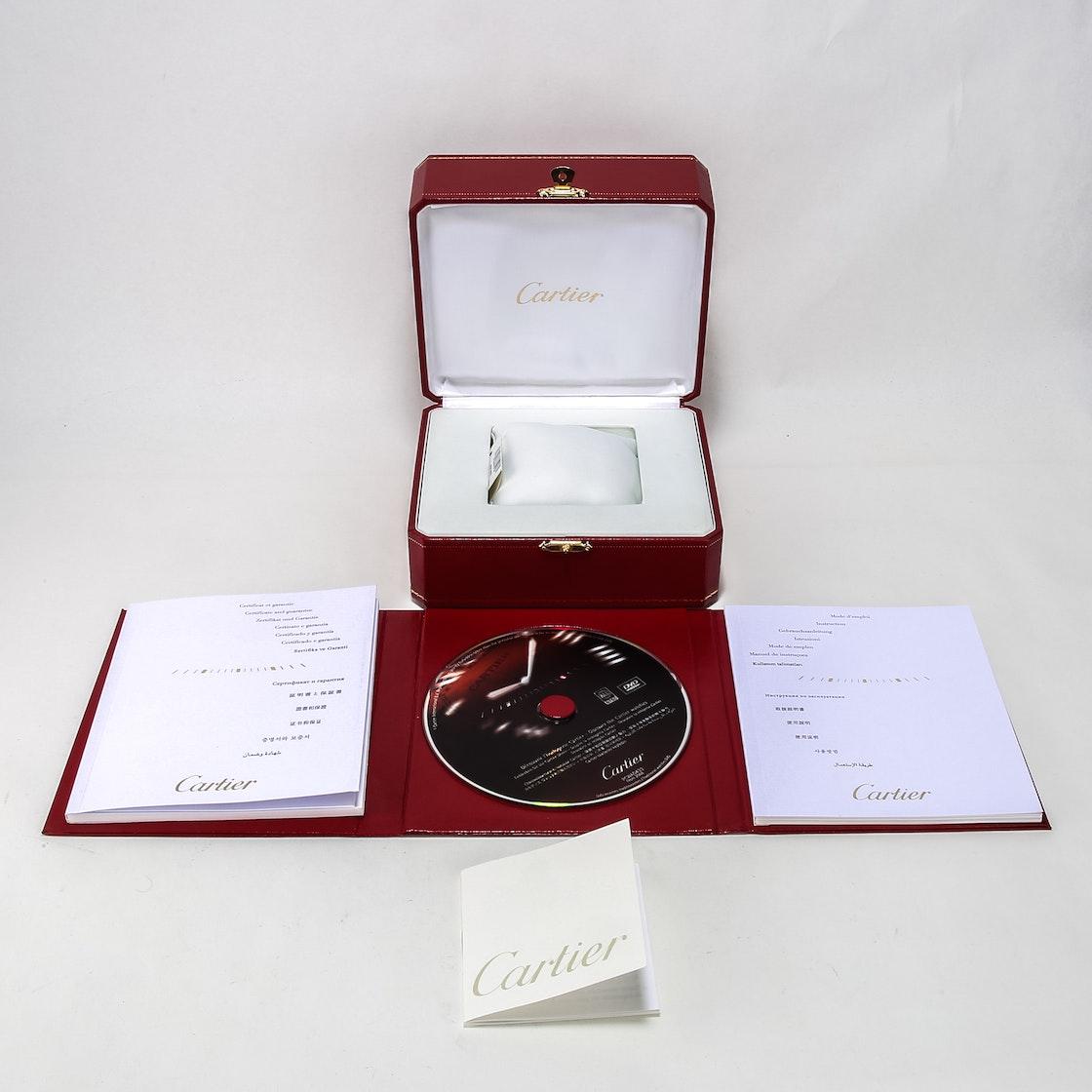 Cartier Santos 100 Limited Edtion W20134X8