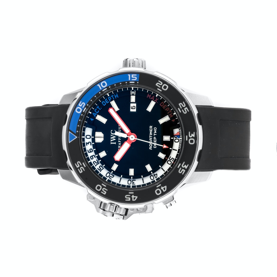 IWC Aquatimer Deep Two IW3547-03