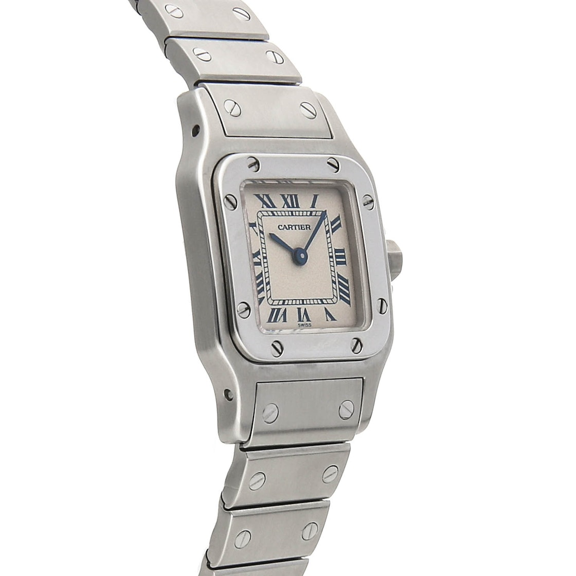 Cartier Santos Galbee Small Model W20017D6