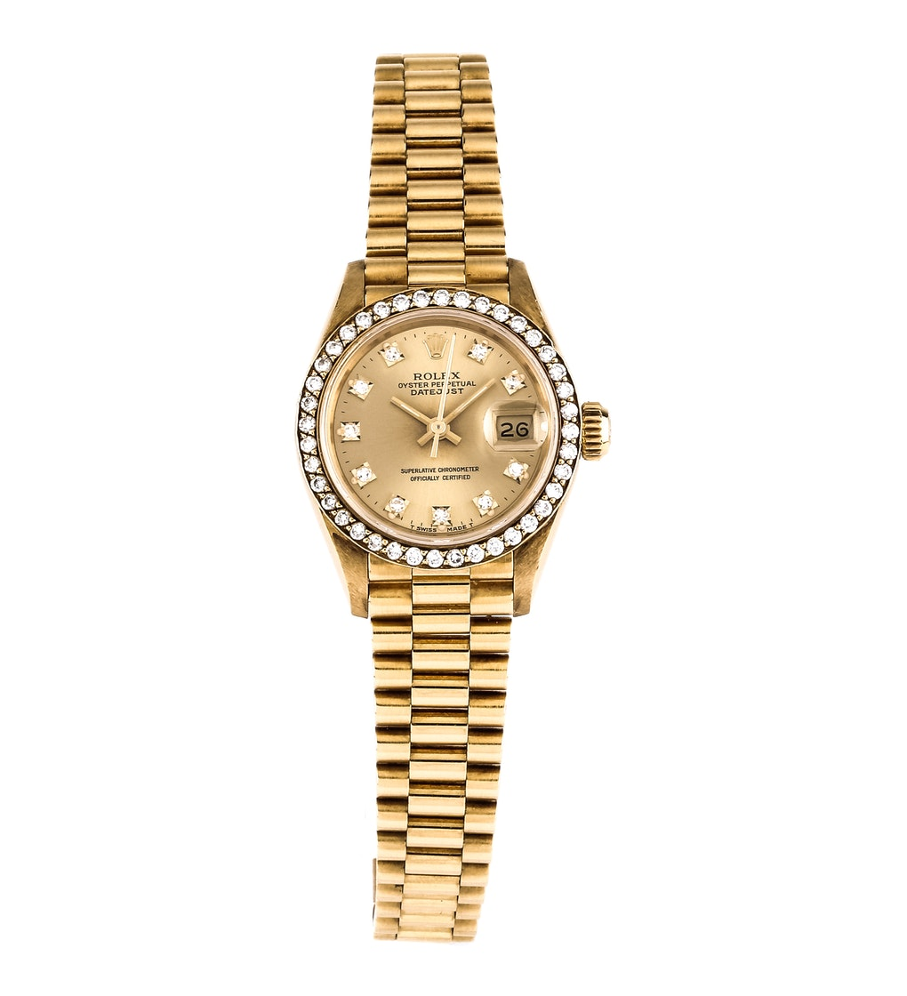 Rolex Oyster Perpetual Datejust 69138