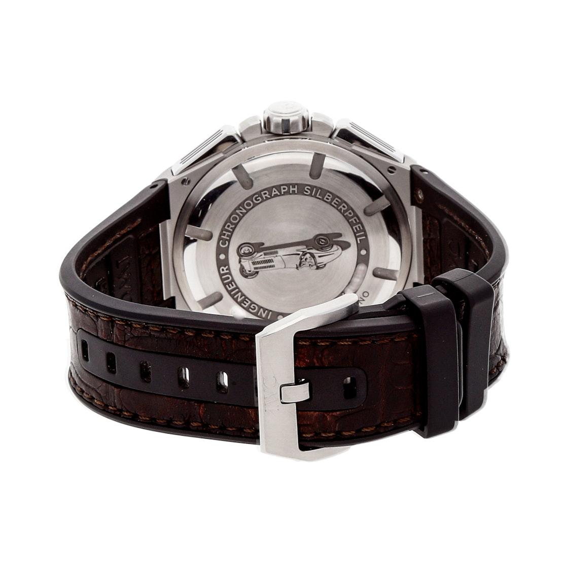 IWC Ingenieur Silberpfeil Chronograph IW3785-11