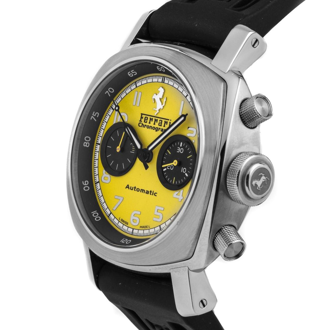 Panerai Ferrari Granturismo Chronograph Limited Edition FER 011