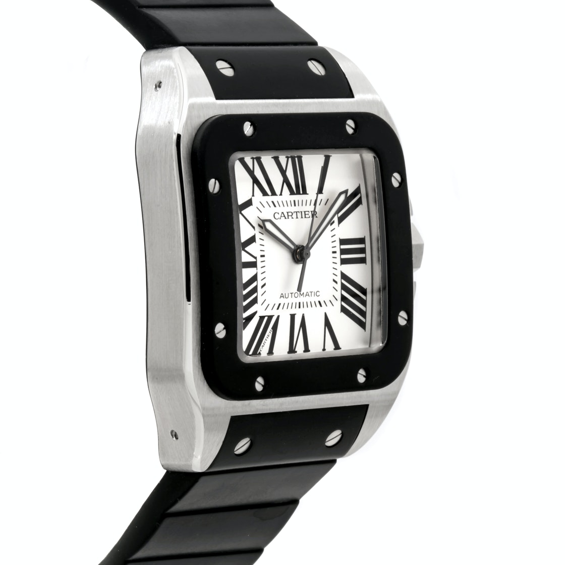 Cartier Santos 100 W20121U2