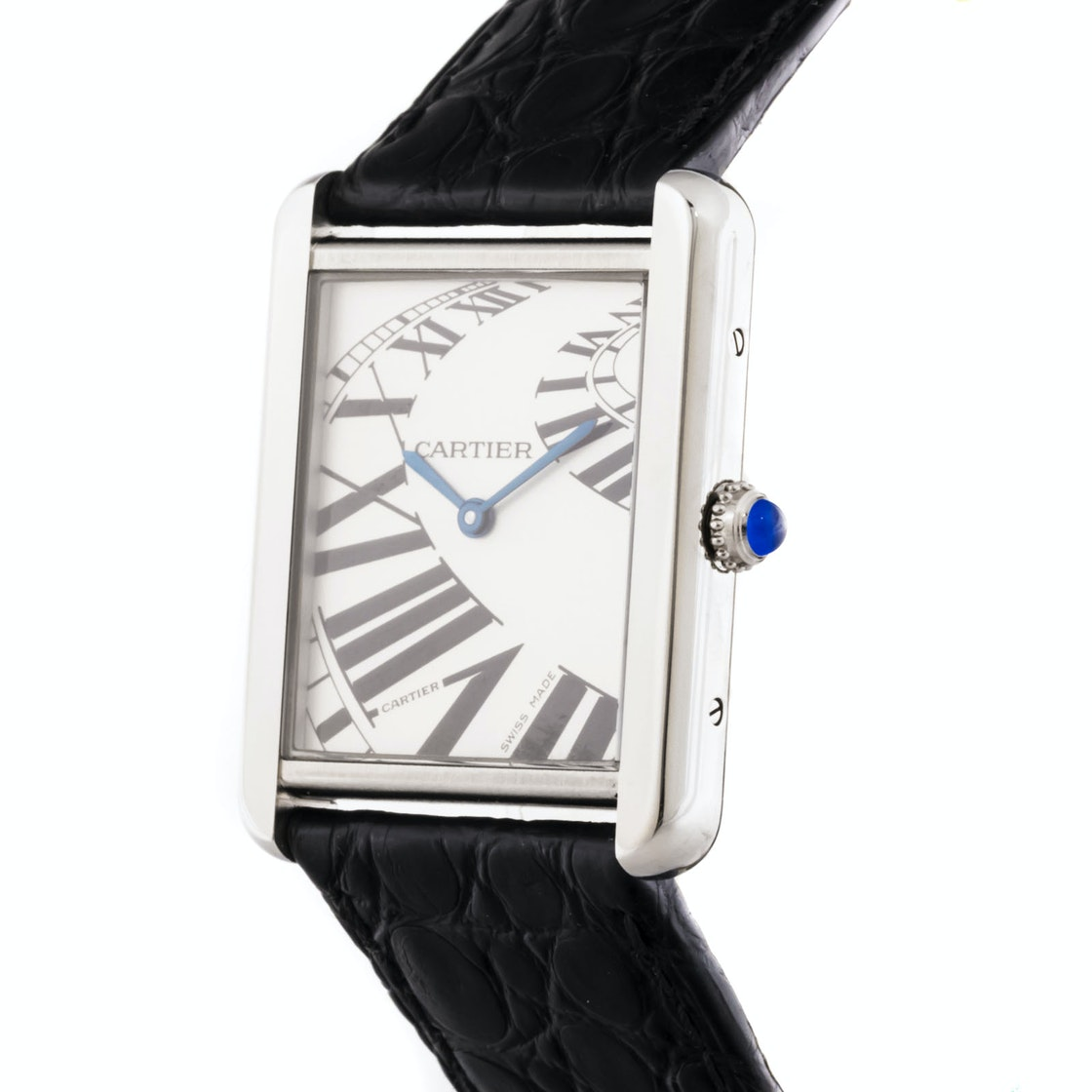Cartier Tank Solo LM W52000