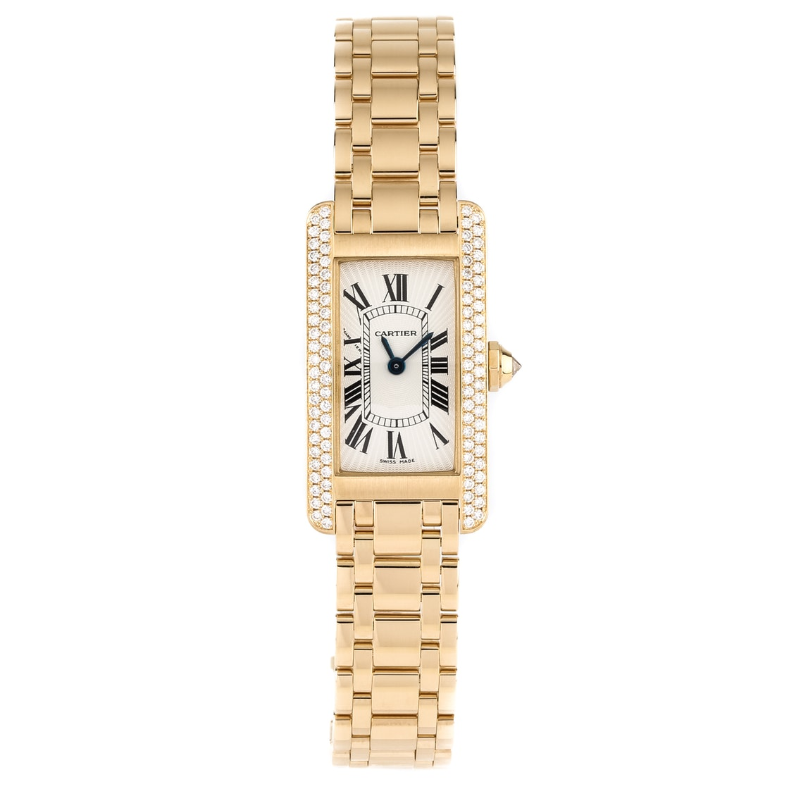 Cartier Ladies' Tank Americaine WB7012K2