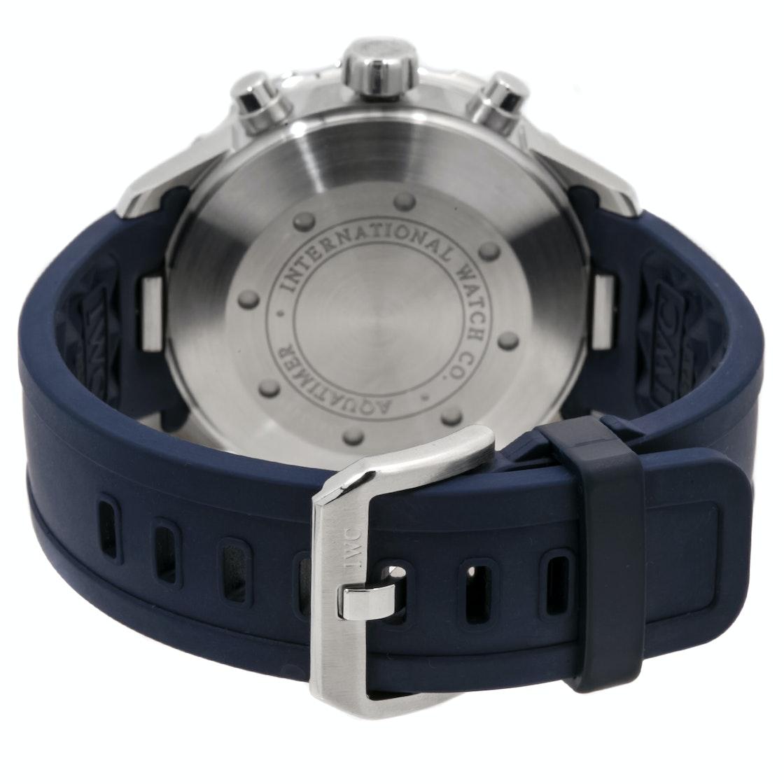 IWC Aquatimer Chronograph IW3767-04
