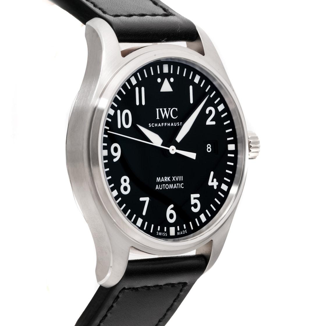 IWC Pilot's Mark XVIII IW3270-01