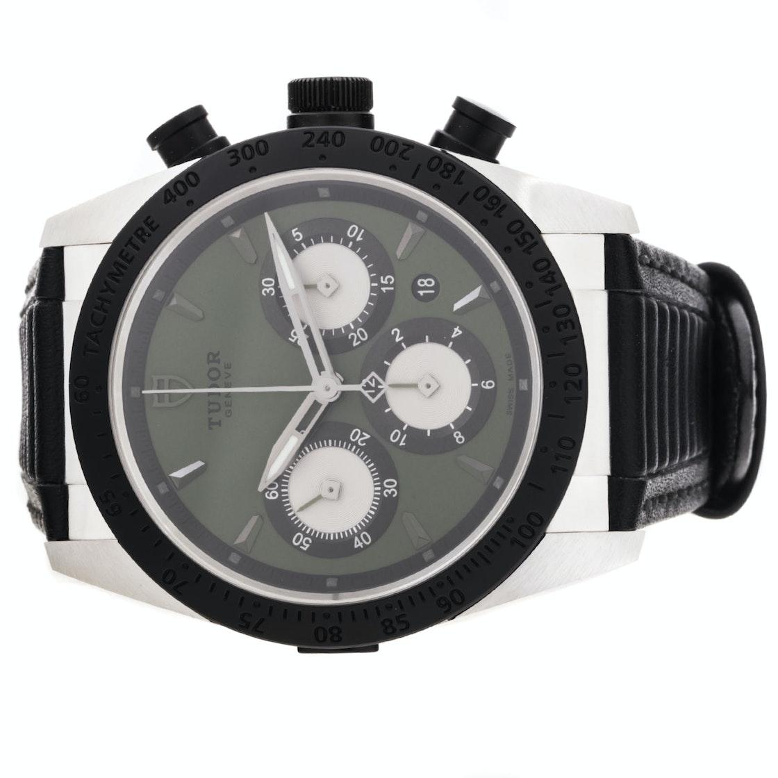Tudor Fastrider Chronograph T42010N