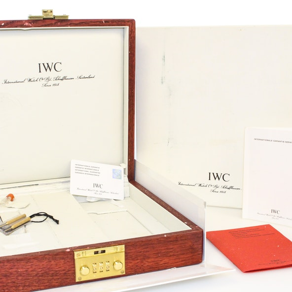 IWC Aquatimer GST Perpetual Calendar IW3756-11