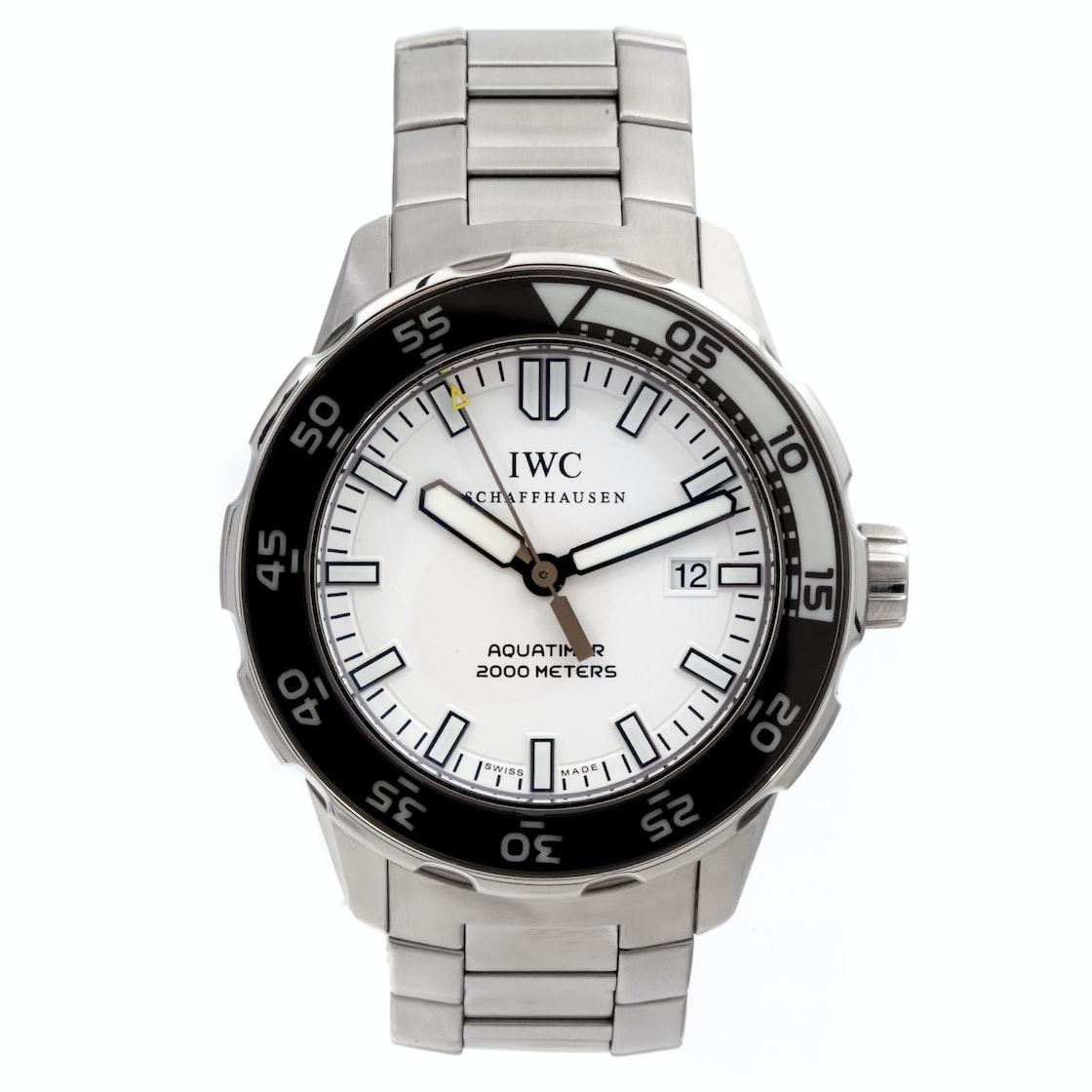 IWC Aquatimer 2000IW3568-05