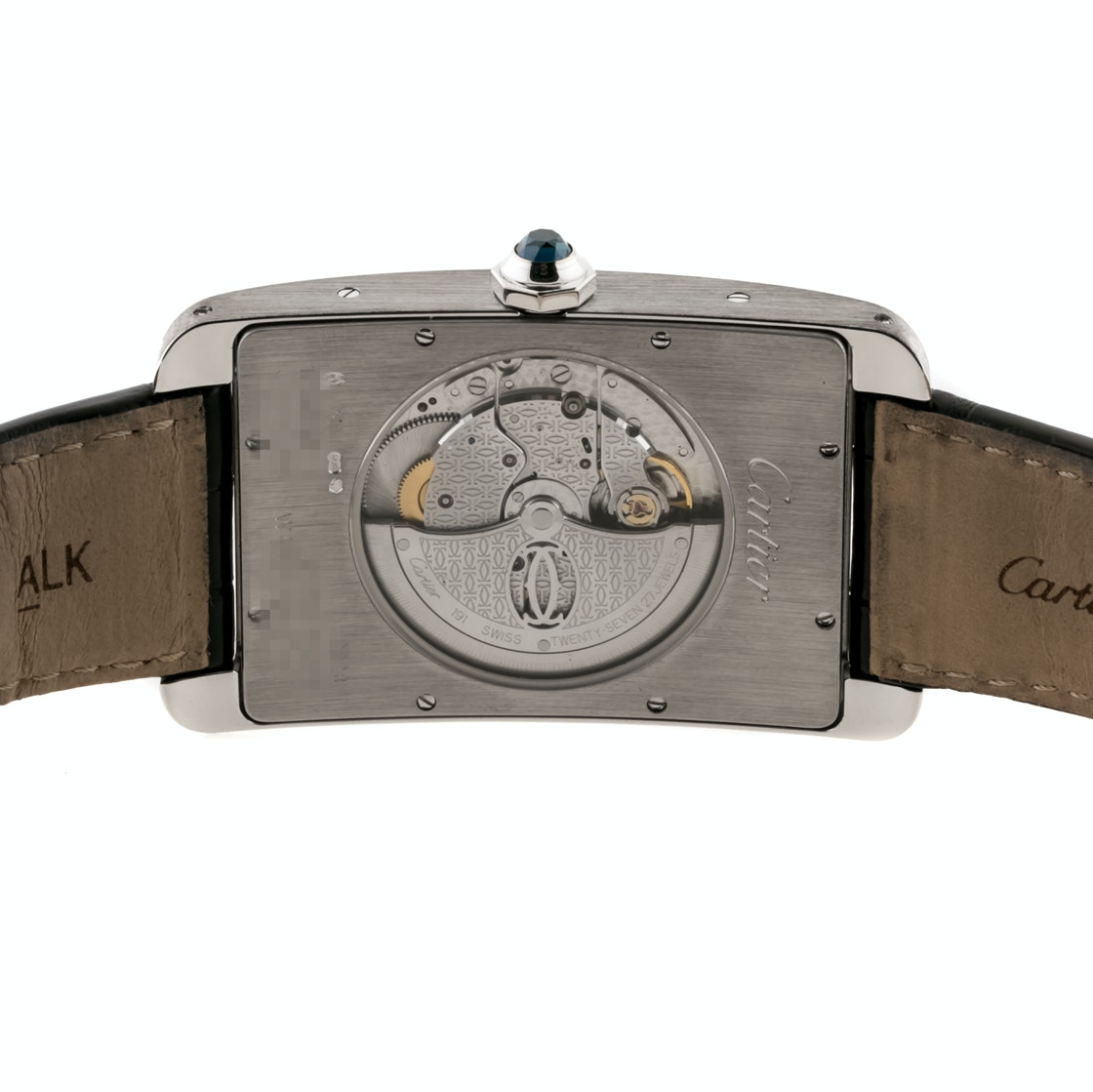 Cartier Tank Americaine XL W2609956