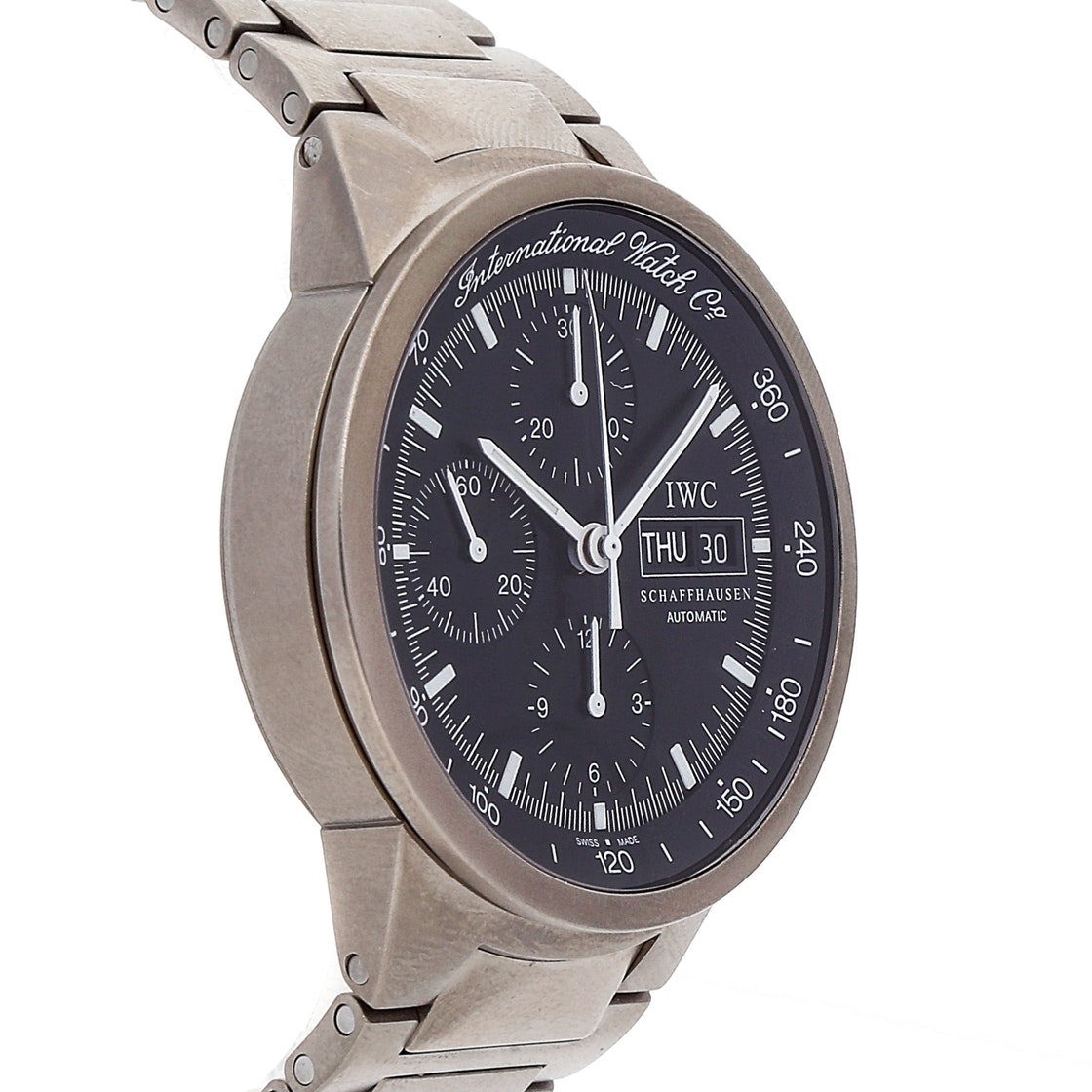 finest selection f0e82 a0867 IWC GST Chronograph IW3707-03