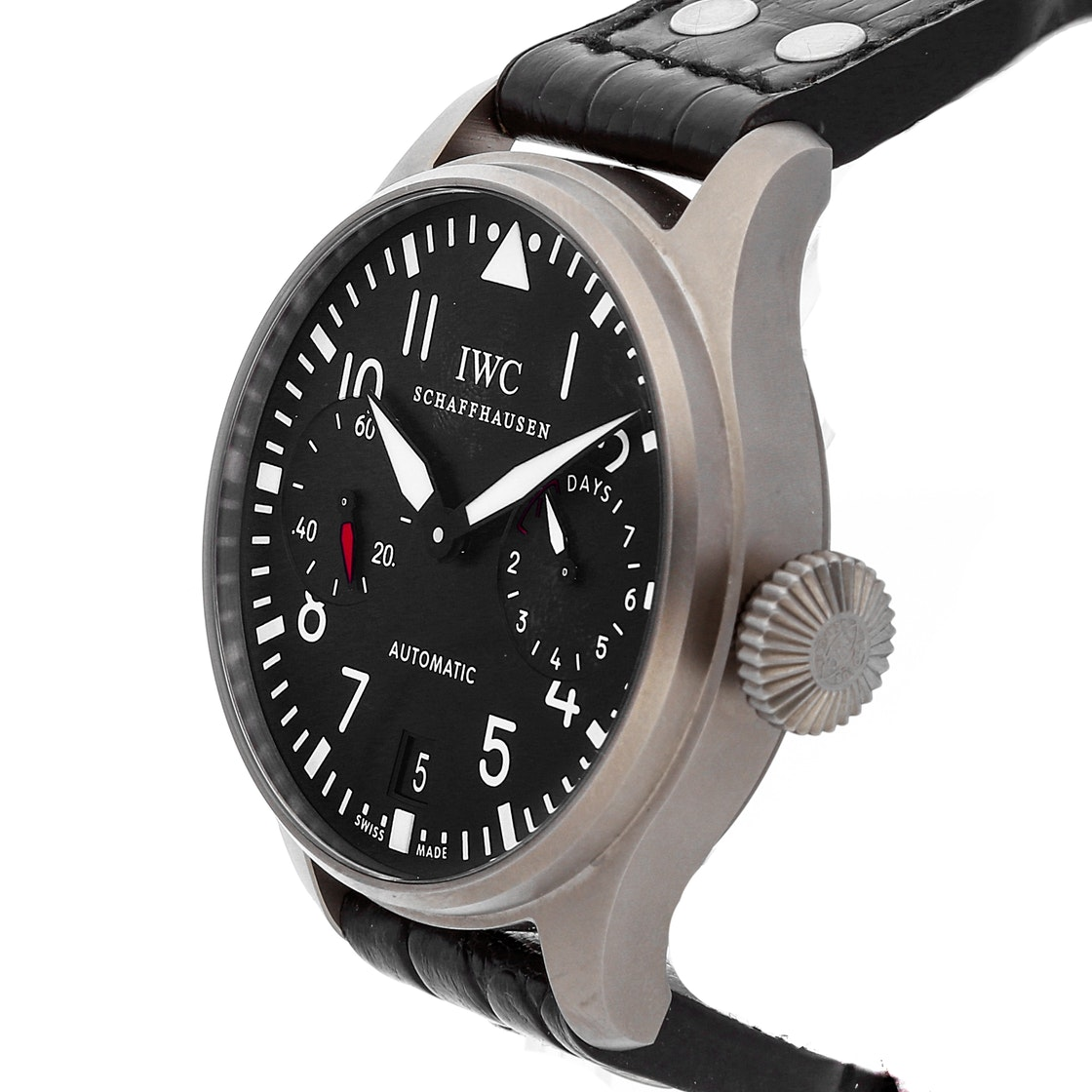 IWC Big Pilot Bartorelli Limited Edition IW5004-11