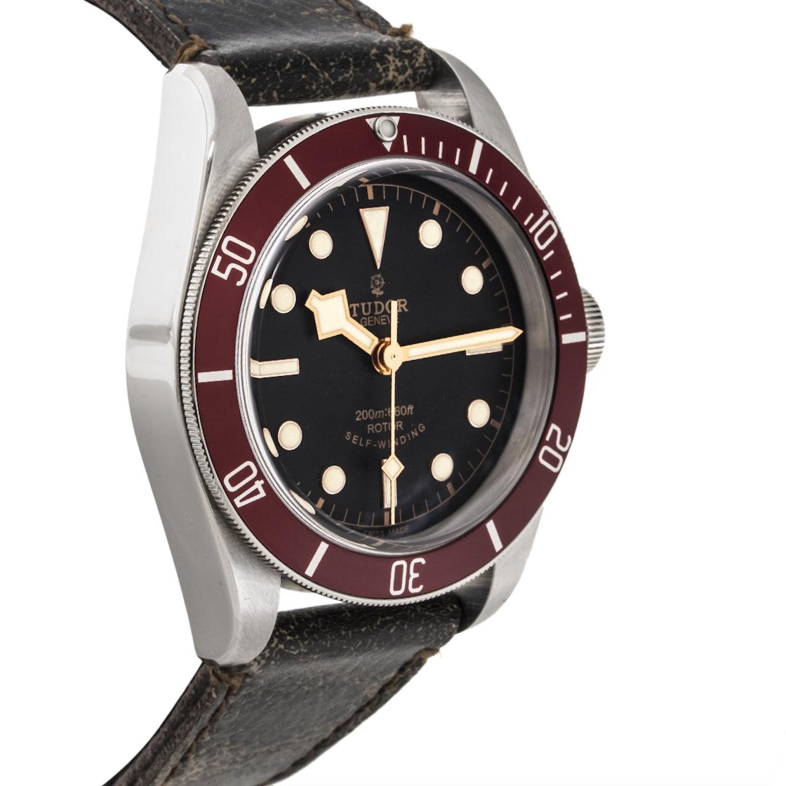 Tudor Black Bay Heritage 7922OR