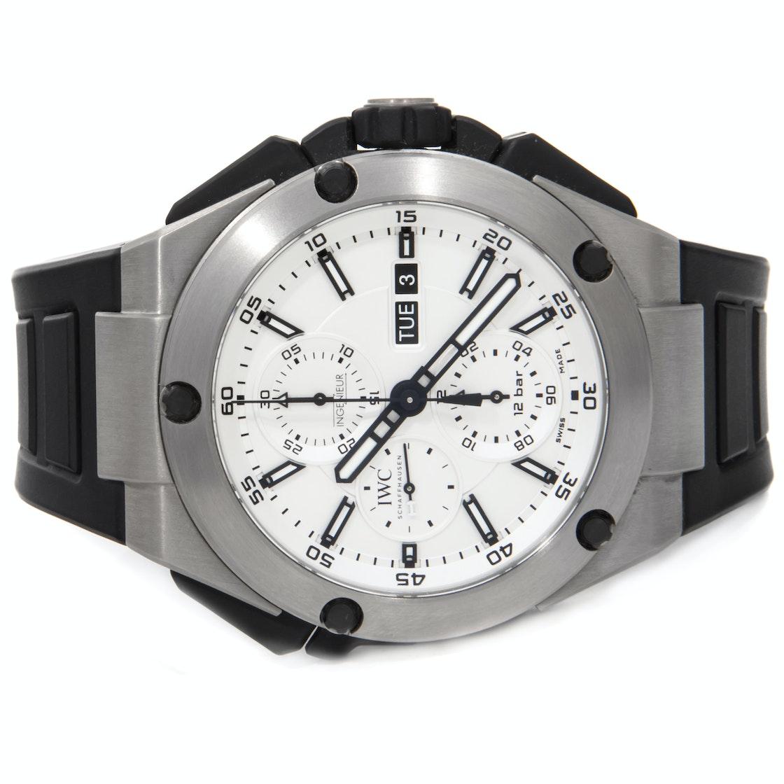 IWC Ingenieur Double Chronograph IW3865-01