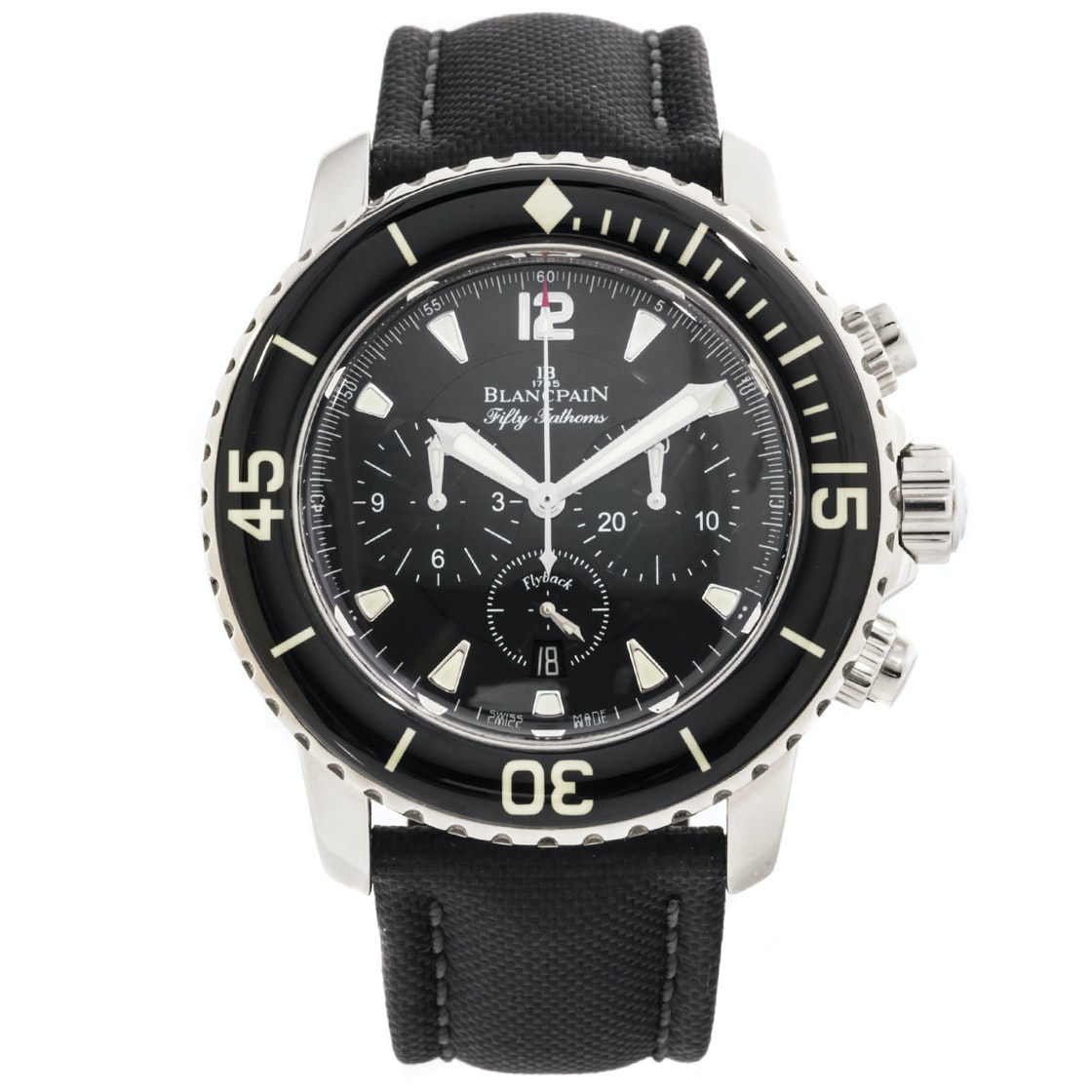 Blancpain Fifty Fathoms Flyback Chronograph 5085F-1130-52