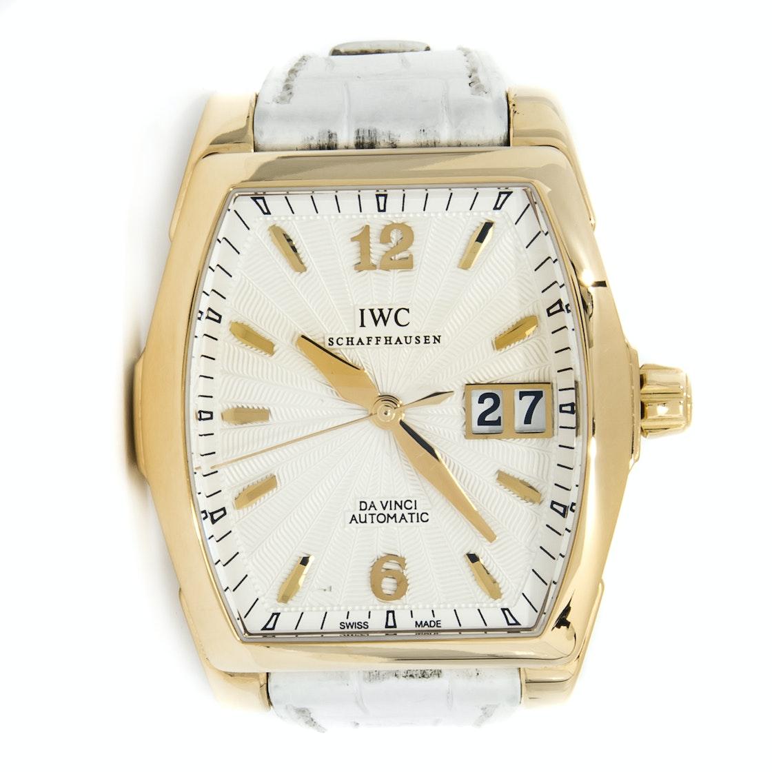 IWC Da Vinci IW4523-07