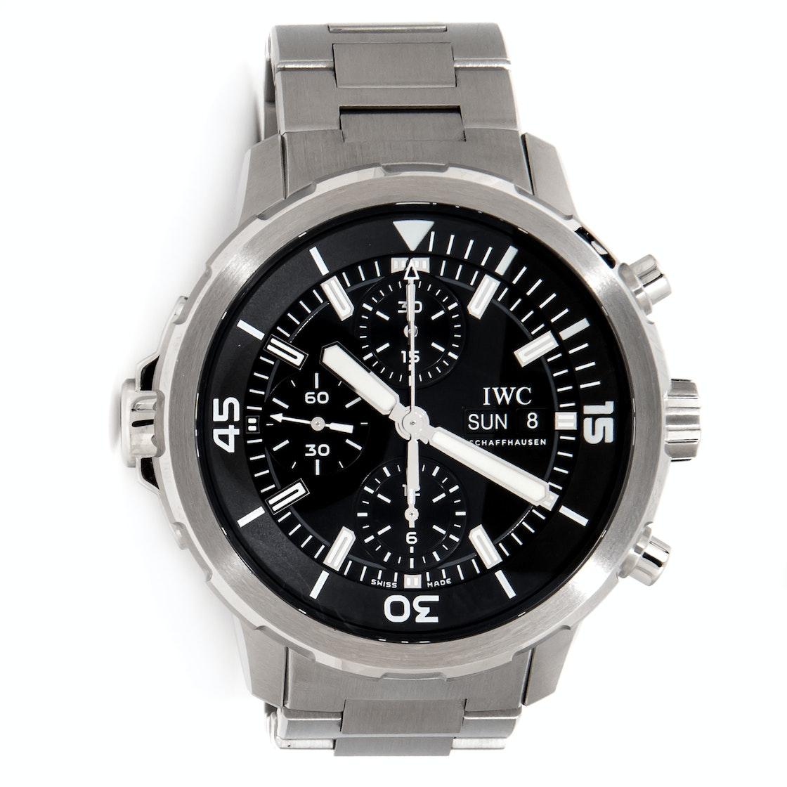 IWC Aquatimer IW3768-04