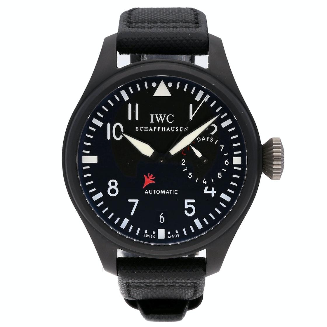 IWC Big Pilot Top Gun IW5019-01