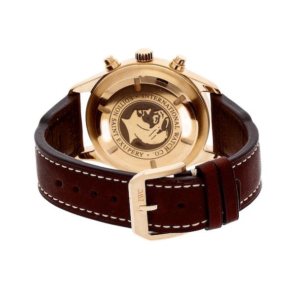 IWC Pilot's Chronograph Antoine De Saint Exupery Limited Edition IW3717-11