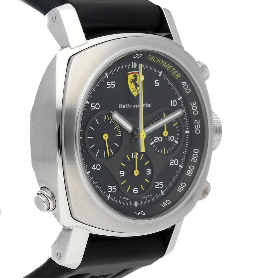 Panerai Ferrari Scuderia Rattrapante Chronograph FER00010