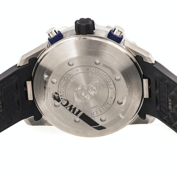 IWC Aquatimer Chronograph Cousteau IW3767-06