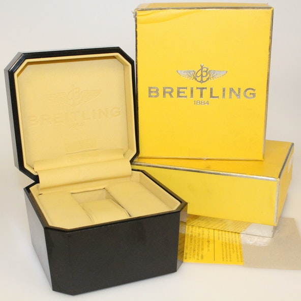 Breitling Chrono Avenger 69 Limited Edition A69360